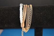 MULTI-STRAND  Elegant  BRACELET Brand  New! Fashion Jewelry USA SELLER! stylish!