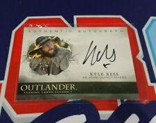 Outlander Season 4 - Autograph Card KR - Kyle Rees as John Quincy Myers
