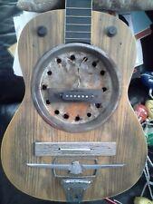 Highway Key AE Resonator Guitar #96 w/ NEW Gigbag