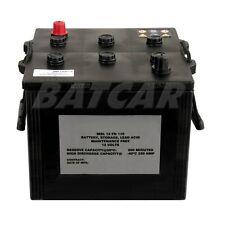 LKW Batterie 12V 110Ah 800A/EN Natoblock, Unimog, Mercedes, MAN, ersetzt 125Ah