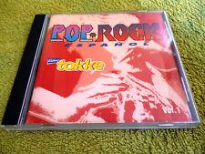 POP ROCK ESPAÑOL PROMOCION TOKKE Vol. 1 COMPLICES - AUSTRALIAN BLONDE otros
