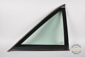 90-02 Mercedes R129 SL500 Hard Top Quarter Window Glass Rear Right Passenger OEM