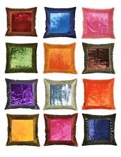 Indische Kissenbezüge 40x40 cm Kissenhülle Kissenbezug Orientalischer Bezug Deko