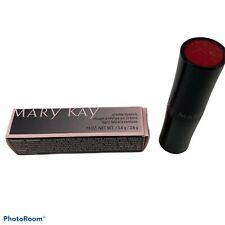 Mary Kay Full SIze Creme Lipstick Really Red 050275 New in Box