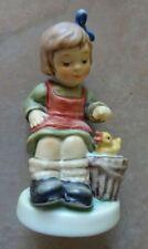New ListingGoebel Hummel Swimming Lesson Figurine # 2251 Tmk-8 Special Duck Stamp