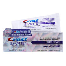 NEW Crest 3D White Luxe Glamorous White Toothpaste Vibrant Mint 4.1OZ/116g