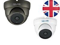 OYN-X CCTV DOME CAMERA 5MP / 2.4MP EYE 4-IN-1 AHD TVI CVI IR OUTDOOR INDOOR IP66