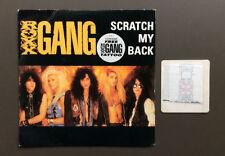 Good (G) Sleeve Grading Single Metal Vinyl Records
