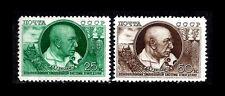 RUSSIA. Vasili Williams, scientist. 1949 Scott 1348-1349 MLH (BI#27)