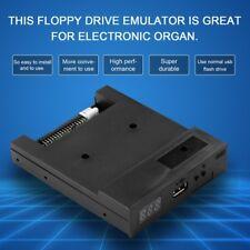 """3.5"""" Negra unidad de disquete emulador de simulación de a USB para Musical Keyboad"""