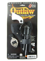 PROP replica OUTLAW Pistol Cowboy Toy CAP GUN new diecast PEARL Colt 45 Revovler