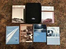 2008 Ford Explorer Sport Trac Owners Manual w/ Case & Supplements -C-E-F-G-Q-T-W