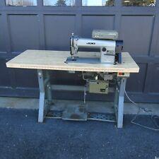Juki Ddl-555-5 Straight Lockstitch Reverse Industrial Sewing Machine Mp332