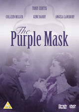 The Purple Mask DVD (2016) Tony Curtis ***NEW***