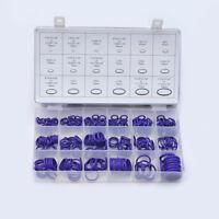 Car A/C System Air Conditioning O Ring Seals Set Vehicle Kit Tools HNBR 265pcs