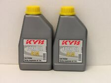 16,80€/l Kayaba fork oil 5W 2 x 1 Ltr KYB 01M  racing suspension oil