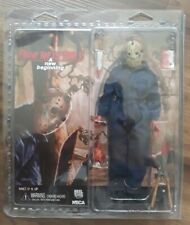 NECA FIGURE HORROR ACTION CLOTHED JASON VOORHEES FRIDAY THE 13TH A NEW BEGINNING
