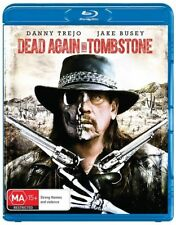 Dead Again In Tombstone (Blu-ray, 2017) NEW
