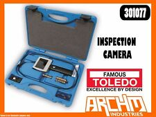 TOLEDO 301077 - INSPECTION CAMERA - DIAGNOSTIC TOOL - FLEXIBLE PROBE LED LIGHTS