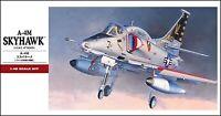 Hasegawa 07233 A-4M Skyhawk Aircraft 1/48 Scale Model Kit
