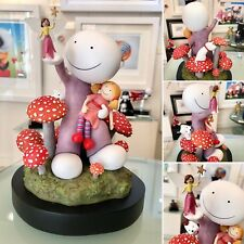 Make a Wish by Doug Hyde, Fairy, Love, Doll, Westie, New Sculpture, Gift Idea