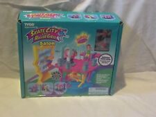 1996 Tyco Skate City n the Roller Girls Salon Playset New in Box