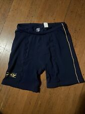 Zoot Sports Triathlon Shorts Mens Medium Navy/Gold