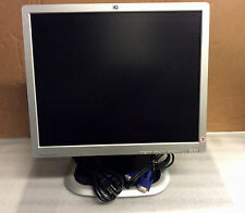 "HP Compaq LE1911 WideScreen 19"" LCD Monitor EM887A w/VGA & Power Cables"