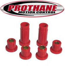 Prothane 18-205 Front Control Arm Bushing Kit 1989-1995 Toyota Pickup 2WD Red