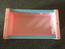 Vintage Today's Kids Baby Doll Crib Cradle Bath Tub Changing Table Replacement