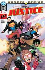 YOUNG JUSTICE #1 8 COVER SET DC COMICS  EST REL DATE 01/09/2019