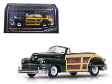 1947 CHRYSLER TOWN AND COUNTRY MEADOW GREEN 1/43 DIECAST MODEL BY VITESSE 36223