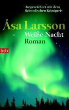 Weiße Nacht von Åsa Larsson (2007, Taschenbuch)
