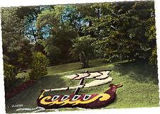14 - cpsm - CAEN - Le jardin des Plantes - Le Drakar