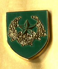 NEW CAMERONIANS LAPEL BADGE BRITISH ARMY (119) Services, Enamel and Military