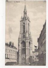 Tournai Le Beffroi Belgium Vintage Postcard 227a