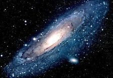 "Poster Print: The Great Andromeda Galaxy M31 - 24"" x 36"" Borderless"