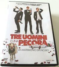 TRE UOMINI E UNA PECORA FILM DVD ITALIANO PERFETTO SPED GRATIS SU + ACQUISTI
