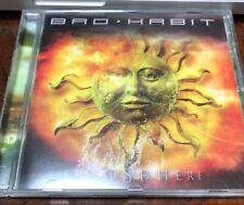 Bad Habit – Atmosphere CD —— Kiss Bad English Styx Journey Hardline