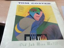 "TOM COSTER - DID JAH MISS ME   (12"" VINYL LP)"