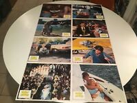 Foolin' Around Original Lobby Card Set of 8 Columbia Pictures 1980 Gary Busey