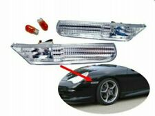 Clear Side Marker 98 99 00 01 02 03 04 For Porsche Boxster 986 Carrera 911 996