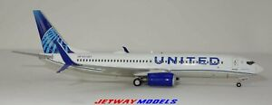 NEW 1:200 INFLIGHT200 UNITED AIRLINES BOEING B 737-800 N37267 MODEL IF738UA0619