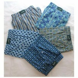 5 CALECON HOMME TAILLE XL STYLE AMERICAINS SLIP BOXER