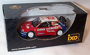 Citroen XSARA WRC #2 Rally Turkey 2005 C.Sainz  1-43 scale new in case