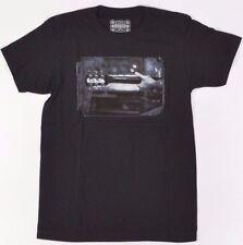 Electric SWEAR WORD Mens T-Shirt Medium Black NEW