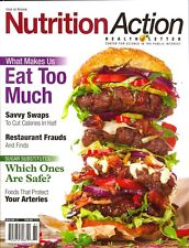 Nutrition Action Year In Review Cut Calories Restaurant Frauds Sugar Substitutes