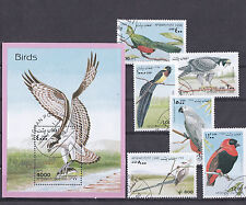 Afghanistan 1998 - Set + Block - Vogels/Birds/Vögel