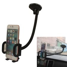 Universal Car/Truck Windshield 30CM Long Arm Mount Holder For Iphone XS Max X XR