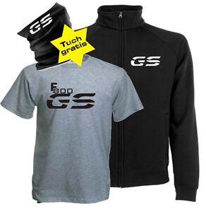 F 800 GS Sweatjacke T Shirt Halstuch super Sparpaket Weihnachten Geschenk F800GS